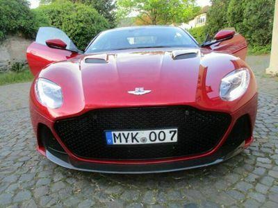 gebraucht Aston Martin DBS 5.2 V12 superleggera 00 7-kennzeichen als Sportwagen/Coupé in Andernach