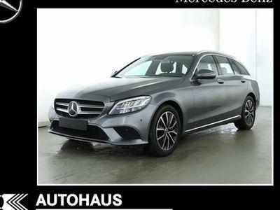 gebraucht Mercedes C300 T Avantgarde LED Navi MediaDisplay Kamera