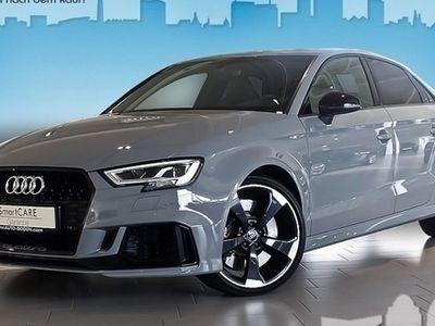 gebraucht Audi RS3 Limousine S tronic LEDER NAVI SHZ PDC Z