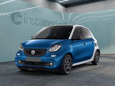 gebraucht Smart ForFour ForFour66 kW passion Cool&Media Kamera Pano Sou