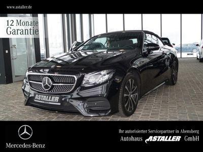 gebraucht Mercedes E400 4Matic AMG+Night+Multi+Widescreen+Distro