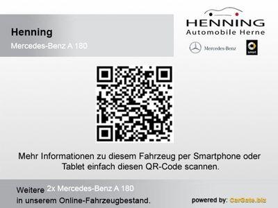 gebraucht Mercedes A180 -AMG-Xen.-Park-Pilot-Pano.-Navi-Vorrüstung