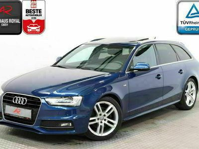gebraucht Audi A4 Avant 2.0 TDI 3x S LINE SPORT HÄNDLERFAHRZEUG Neu