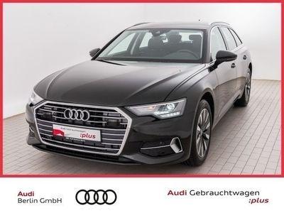 gebraucht Audi A6 Avant sport 45 TDI qu.tiptr. VIRTUAL LED NAVI PDC