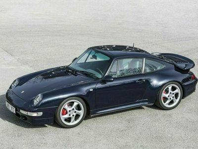 gebraucht Porsche 993 Turbo WLS1 Exclusive als Sportwagen/Coupé in Wuppertal