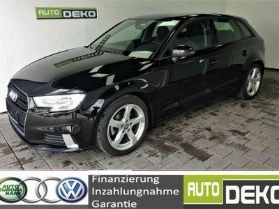 gebraucht Audi A3 Sportback 2.0 TDI quattro Xenon-Led/Sport-Sitze/Alu
