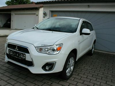 gebraucht Mitsubishi ASX Invite 4WD Automatik Navi*Kamera*AHK