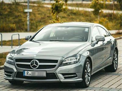 gebraucht Mercedes CLS350 CDI *AMG STYLING* 7G-TRONIC