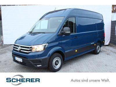 gebraucht VW Crafter AHK Klima Assis.paket Komfortsitz Holzbod