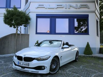 gebraucht Alpina B4 S Bi-Turbo EDITION 99 Cabrio Open-Air DAB HK