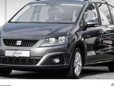 gebraucht Seat Alhambra 2.0 TDI Style Ecomotive Kamera AHK Winterpaket GRA