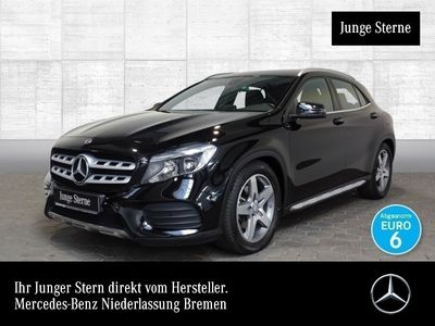 gebraucht Mercedes GLA220 d AMG Exkl-Paket Keyl-GO Navi Klimaautom