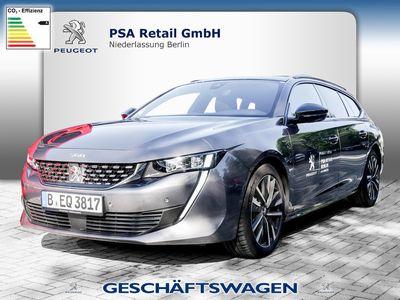 gebraucht Peugeot 508 SW GT HDi 180 EAT8