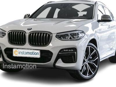 gebraucht BMW X4 X4 M40M40d M Sport 21'' LMF Standh. AHK Pano HeadUp