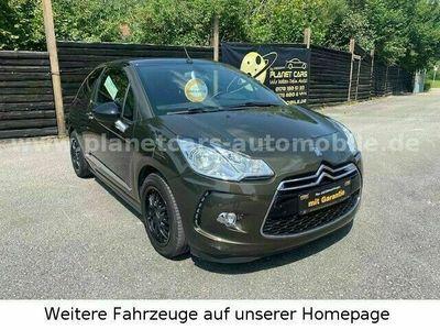 gebraucht Citroën DS3 Cabriolet SoChic / GARANTIE / KLIMA / ALU