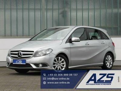gebraucht Mercedes B180 Sport-Paket |NAVI|BT|Alu|1,99%