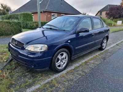 gebraucht Opel Astra 1,6l 1.Hand TÜV 8 Fach bereift