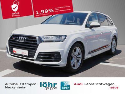 gebraucht Audi SQ7 4.0 TDI quattro tiptronic *Umweltprämie*