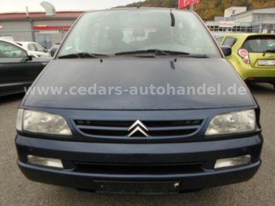 gebraucht Citroën Evasion 2.0 16V Chrono / Klima