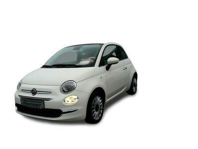 gebraucht Fiat 500C 500CLounge Klimaautom./ Navi/Ganzjahresreifen