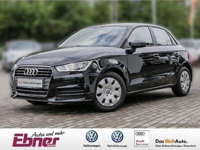 gebraucht Audi A1 Sportback 1.0 TFSI SITZHZG,KLIMA,TEMPOMAT,5 SITZE