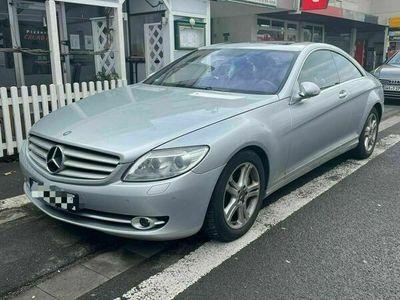 gebraucht Mercedes CL500 Mercedes Benz*AMG Sound* Kauf oder ...