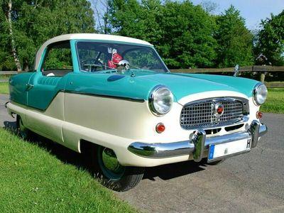 gebraucht Austin Metropolitan Nash1957 als Sportwagen/Coupé in Königswinter