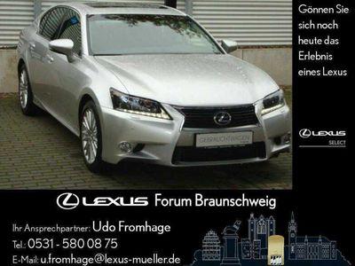 gebraucht Lexus GS450H Luxury Line