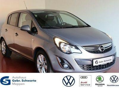 gebraucht Opel Corsa D 1.4 Energy SHZ+Lenkradheizung+Klima