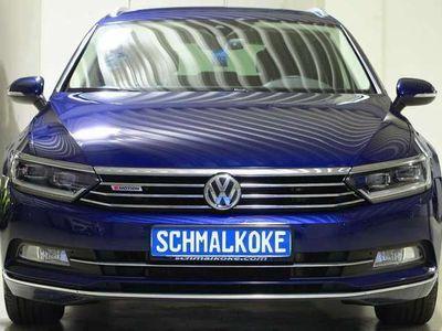 gebraucht VW Passat Variant 2.0TDI SCR 4Mot DSG7 HIGHL Stdhz