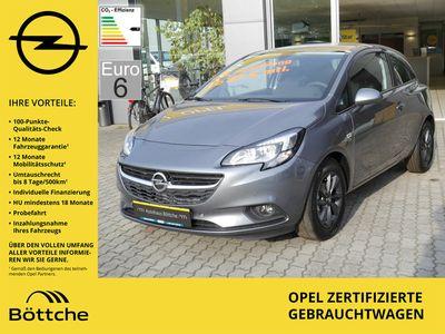 gebraucht Opel Corsa 1.4 120 Jahre SHZ KAMERA INTELLILINK EU6