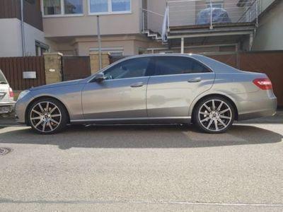 second-hand Mercedes E300 CDI DPF BlueEFFICIENCY 7G-TRONIC Avant...