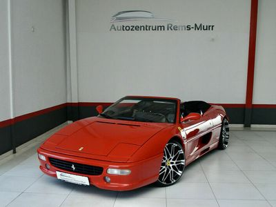 gebraucht Ferrari F355 Spider * Top Zustand *8-Fach Bereift*