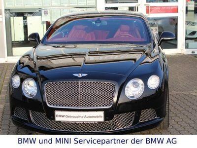 gebraucht Bentley Continental GT Mulliner 6.0 W12 4WD Scheckheft