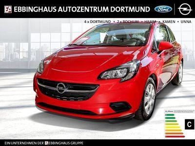 gebraucht Opel Corsa E Edition SHZ LHZ PDC TEL TEMP KLIMA
