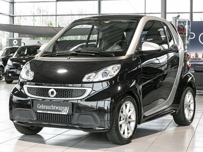 gebraucht Smart ForTwo Coupé 52 kW *Passion*Softtouch*Panorama*