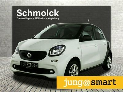 gebraucht Smart ForFour 66 KW PASSION/COOL&AUD/PANO/EINPARKH/LED