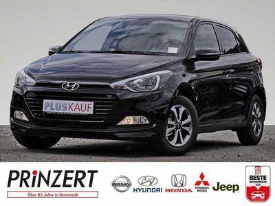 used Hyundai i20 New 1.2 MT 'Select' 15' Funktion, Vorführwagen, bei Autohaus am Prinzert GmbH