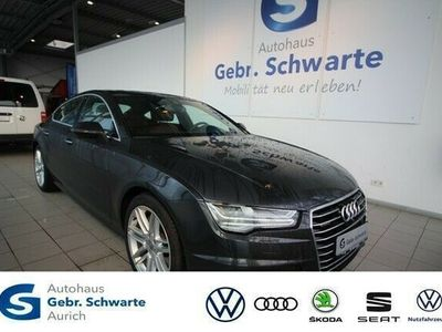 gebraucht Audi A7 Sportback 3.0 TDI quattro Luft MatrixLED Navi