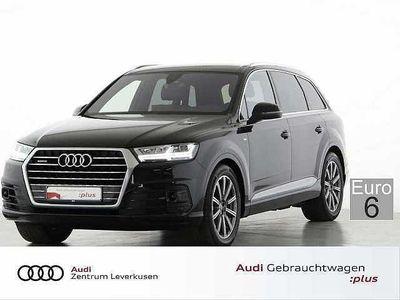 gebraucht Audi Q7 3.0 quattro S line HUD ACC LED KAMERA AHK EU6
