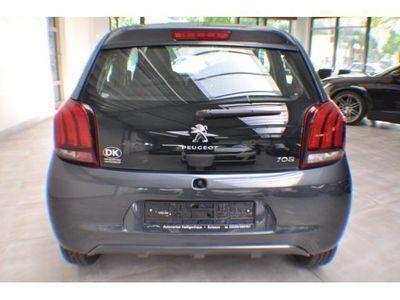 gebraucht Peugeot 108 Active 1.Hand Klima TFL LED Bluetooth