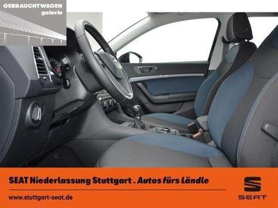 gebraucht Seat Ateca Style 4Drive 2.0 TDI *NAVI*BEATS*WINTER*