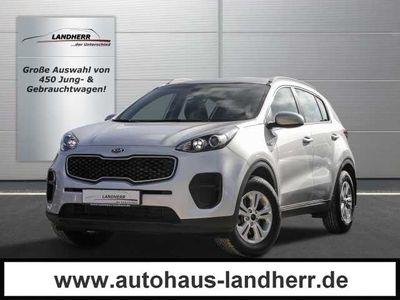 käytetty Kia Sportage 2WD // Klimaautomatik/Bluetooth *6 Jahre Qualitätsversprechen !!!