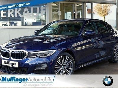 gebraucht BMW 330 d M Sport Laser DrvAsProf.LiveCockp.Har/Kard.