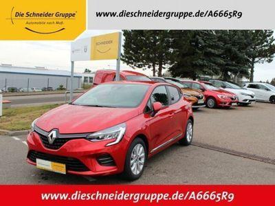 gebraucht Renault Clio SCe 75 Experience NAVI SHZ PDC