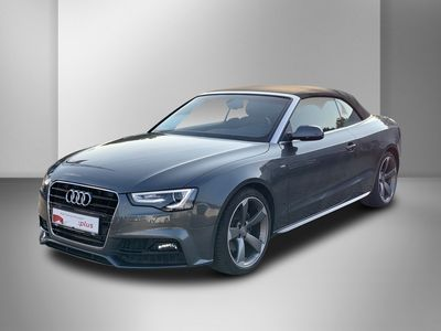 gebraucht Audi A5 Cabriolet 1.8 TFSI Multitronic S-line Sport-Edi
