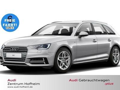 gebraucht Audi A4 Avant 2.0 TDI S line 110kW*Virtual*Navi+*Conn M
