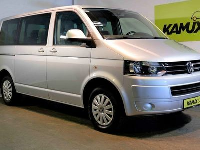 gebraucht VW Caravelle T5 2.0TDI DSG Comfortline 8-Sitzer +AHK abn. +Navi +2xPDC