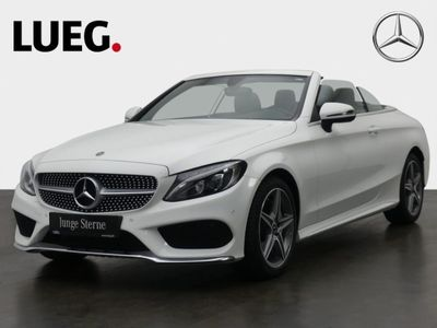 used Mercedes C180 Cabriolet