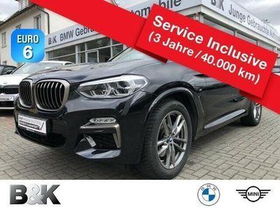 gebraucht BMW X4 M 40D
